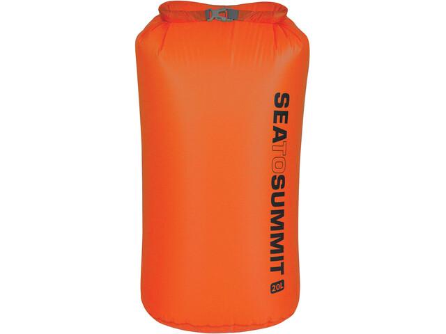 Sea to Summit Ultra-Sil Nano Kuivapussi 20l, orange